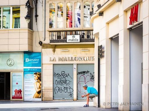 Nykyaika, Malaga