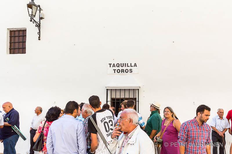 Plaza de Toros - härkätaisteluiden ytimessä Ronda