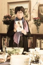Kirjailija Marja-Leena Tiainen