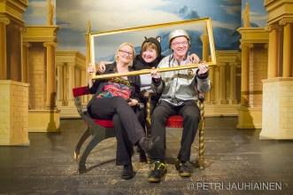 Nuorisokirjailijoiden 70v. juhlat Kaapelitehtaalla valokuvaaja Petri Jauhiainen