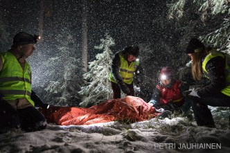VAPEPA:n harjoitukset Kuopio valokuvaaja Petri Jauhiainen