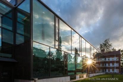Kuopionlahden toimistorakennus