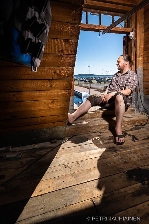 Kalevi Puomilahti Hyvä Terveys valokuvaaja Petri Jauhiainen