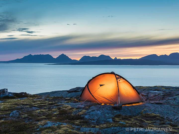 Norja Lappi valokuvaaja Petri Jauhiainen Kuopio