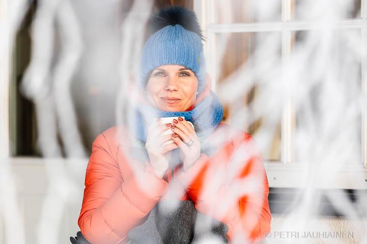 Tahkon lomamökit Tahkovuori valokuvaaja Petri Jauhiainen