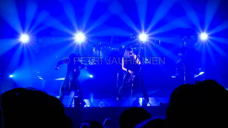 Apocalyptica Kuopion musiikkikeskuksella