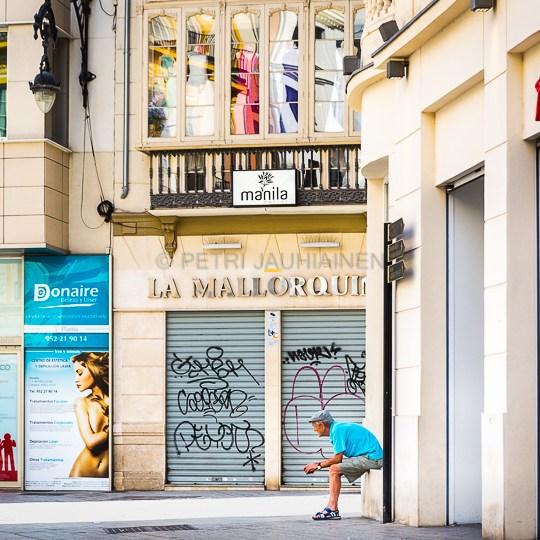 Malaga Espanja valokuvaaja Petri Jauhiainen