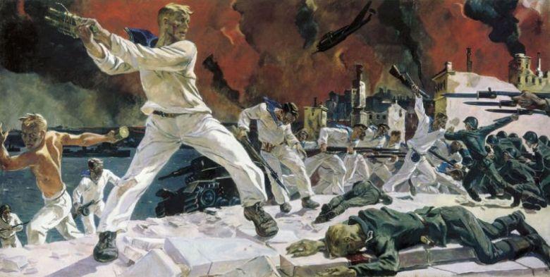 О Дюнкерке и обороне Севастополя