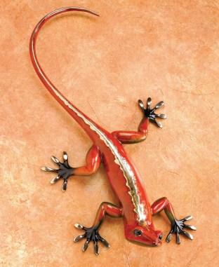 "Diablo, Medium: Bronze Catalog: BG5 Size: 16"" x 9.5"" x 3.75"" Artist: Frogman"