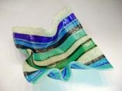 Kelp-Forest, Medium: Glass Tapestry Sculpture Size: Artist: Carole Perry