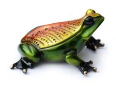 "Sherwood, Medium: Bronze Release: 2010 Edition: 5000 Catalog: BF143 Size: 1.5""x 2.25""x 2.25"" Artist: Frogman"