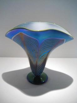 Strini-Cobalt-Feathered-Fan-Vase