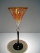 Strini-Iron-Gold-Christie-Flute-Goblet