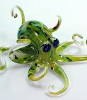 Spring Green Octopus