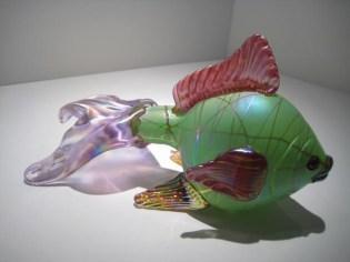Fish Sculpture Artist: Stuart Abelman Catalog: 163-9-9