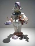Closet Monster Clown Sculpture Artist: Stuart Abelman Catalog: 435-60-6