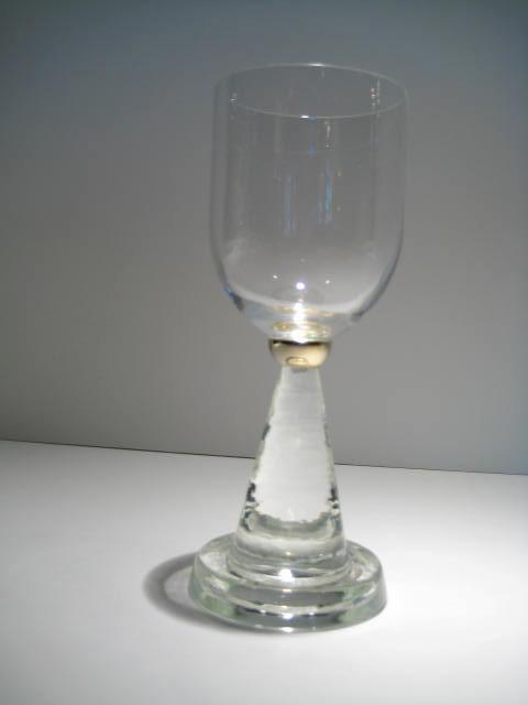 Short Wine Goblet Artist: Lane Catalog: 603-63-9