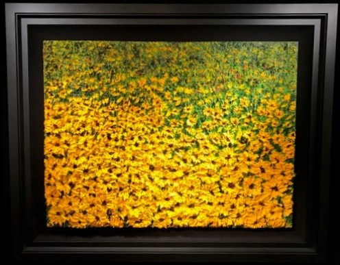 Big Sur Original Oil on Canvas Artist Helen Petri