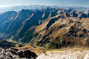 ...údolí Göriachtal...