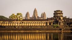 Kambodža, Angkor Wat