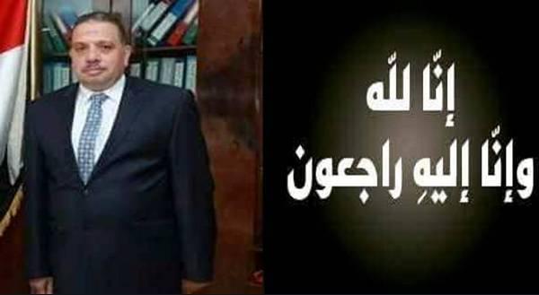 وفاة والدة المحاسب حسين فتحى رئيس