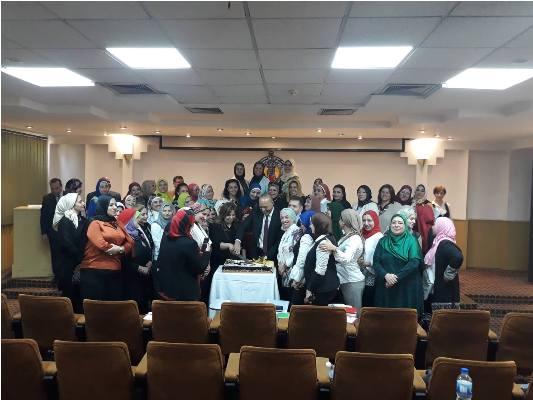 بالصور بترول بلاعيم تستضيف الاجتماع الثانى لأمانة المرأة بالنقابة العامة البترول (19)