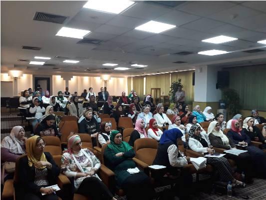 بالصور بترول بلاعيم تستضيف الاجتماع الثانى لأمانة المرأة بالنقابة العامة البترول (21)
