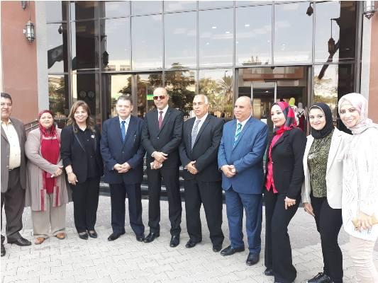 بالصور بترول بلاعيم تستضيف الاجتماع الثانى لأمانة المرأة بالنقابة العامة البترول (6)