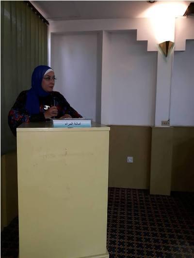 بالصور بترول بلاعيم تستضيف الاجتماع الثانى لأمانة المرأة بالنقابة العامة البترول (7)