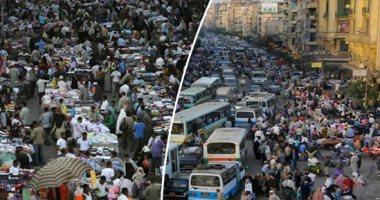 100 مليون نسمة بمصر قبل نهاية العام.. و200 ألف زيادة فى السكان خلال 48 يوما