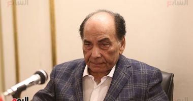 صورة وزيرة التجارة والصناعة تنعى رحيل رجل الصناعة محمد فريد خميس