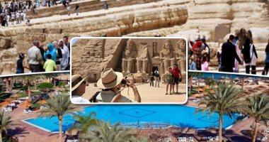 وزارة السياحة تطلق حملة دعائية لمصر فى السوق العربى
