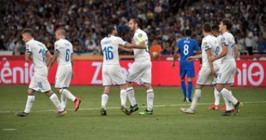 Photo of إيطاليا تسحق اليونان بثلاثية فى تصفيات يورو 2020.. فيديو