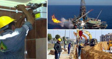 مصادر: اتخاذ الإجراءات الخاصة بتوقيع بروتوكول توصيل شبكة الغاز بالعلمين الجديدة