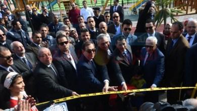 Photo of وزير البترول والثروة المعدنية يفتتح مشروعات جديدة للمشاركة المجتمعية بالحى الإماراتى ببورسعيد