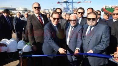 Photo of بالصور..وزير البترول يدشن ناقلتين بحريتين جديدتين لتموين السفن لشركة مصر للبترول