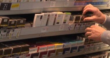 الضرائب ترفع ثمن علبة السجائر إلى 10 يورو فى فرنسا
