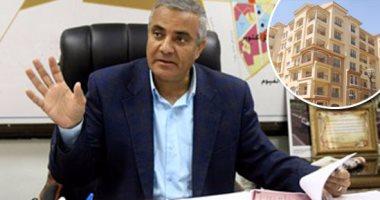 رئيس مدينة برج العرب الجديدة يشدد على الالتزام بإنجاز المشروعات بتوقيتاتها