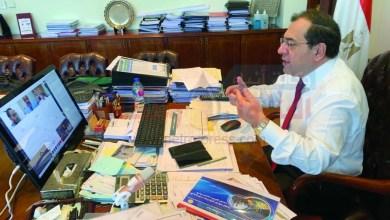 صورة وزارة البترول:٢.٨ مليار دولار تكلفة 3 مشروعات تكرير كبرى