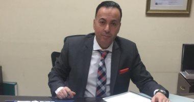 القابضة للتشييد: تعيين أسامة الحسينى عضوا منتدبا للشؤن المالية والإدارية