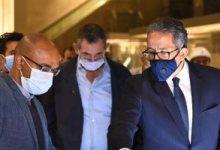 وزير السياحة والآثار ومستشار الرئيس يتفقدان متحف عواصم مصر