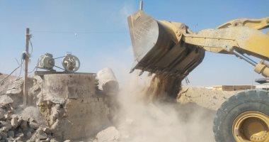 الإسكان: أجهزة مدن 6 أكتوبر والقاهرة الجديدة وبدر تُنفذ حملات لإزالة الإشغالات