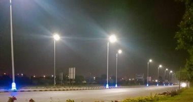 """رئيس جهاز بدر: بدء تنفيذ أبراج كهرباء الـ""""هاي ماست"""" وتركيب قطع مضيئة بالميادين"""