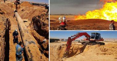 مصادر بالبترول: شحنة الغاز المسال الخامسة للتصدير من دمياط جاهزة قريبا
