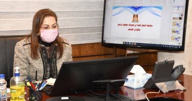 وزيرة التخطيط: نستهدف جذب 1000 أسرة لمحافظة الوادى الجديد