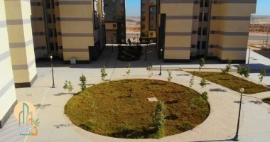 """الحكومة: تنفيذ 1584 وحدة إسكان اجتماعي و2640 بـ""""سكن مصر"""" بمدينة ناصر الجديدة"""