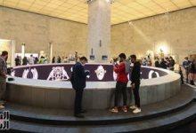 25 ألف زائر للمتحف القومي للحضارة المصرية خلال يومي الجمعة والسبت