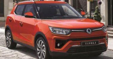 أسعار السيارة سانج يونج تيفولي XLV موديل 2021 في مصر