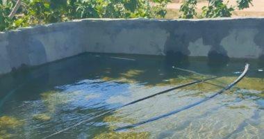 مياه الإسكندرية تضبط مخالفات سرقة مياه بالساحل الشمالى وتحيل أصحابها للنيابة