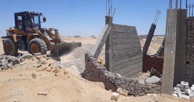 """جهاز مدينة """"العبور الجديدة"""" يطالب أصحاب الأراضى بالالتزام بالإشتراطات البنائية"""